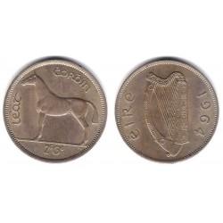 (16a) Irlanda. 1964. Half Crown (MBC)