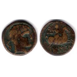 Bolscan (Huesca). 180-20 a.C. As (MBC-)