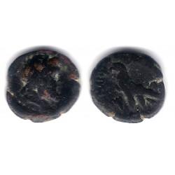 Reyes Ptolemaicos de Egipto. 323-30 a.C. Hemiobolo (BC-/BC)