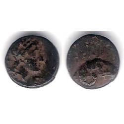 Kebren (Troas). 350-310 a.C. Módulo Pequeño de Bronce (MBC)