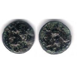 Ephesos (Ionia). 305-288 a.C. Módulo Pequeño de Bronce (MBC)