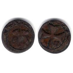 Carlos II. 1665-1700. Dobler (MBC-) Ceca de Mallorca