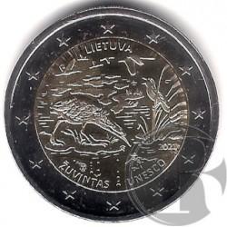 Lituania. 2021. 2 Euro (SC)