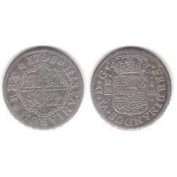 Fernando VI. 1748. 1 Real (BC+) (Plata) Ceca de Madrid JB
