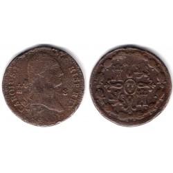 Carlos IV. 1800. 8 Maravedi (BC) Ceca de Segovia
