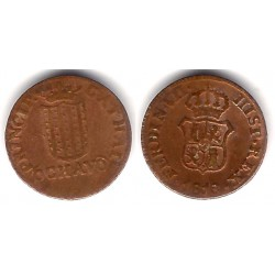 Fernando VII. 1813. Ochavo (BC) Ceca de Reus y Tarragona