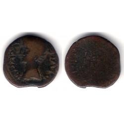 Cartago Nova. 2-14 d.C. Semis (BC)