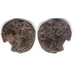 Condado de Rodes (Hug I, II y III). 1132-1196. Dinero (BC/BC-)