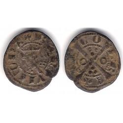 Condado de Barcelona (Jaime II). 1291-1327. Dinero (BC)
