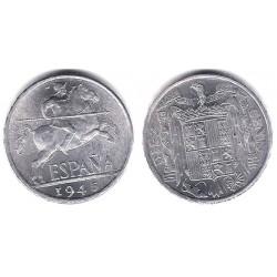 Estado Español. 1945. 10 Céntimos (SC)