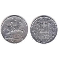 Estado Español. 1953. 10 Céntimos (EBC)