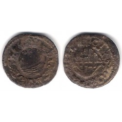 Carlos III (Arch. Austria). 1709. Ardite (BC/BC-) Ceca de Barcelona