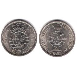 (6) Macao. 1968. 1 Pataca (EBC)