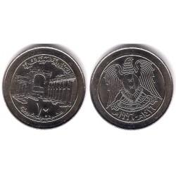 (124) Siria. 1996. 10 Pounds (EBC)