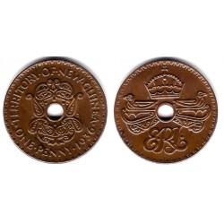 (6) Nueva Guinea. 1936. 1 Penny (EBC+)