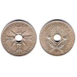 (5) Nueva Guinea. 1936. 1 Shilling (EBC+) (Plata)