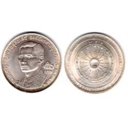 (Y95) Tailandia. 1971. 50 Baht (SC) (Plata)