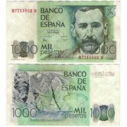 España. 1979. 1000 Pesetas (MBC-) Serie R