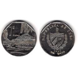 (579) Cuba. 1998. 1 Peso (MBC+)