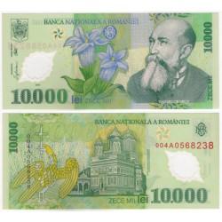 (112a) Rumania. 2000. 10000 Lei (SC)
