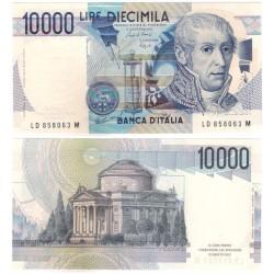 (112b) Italia. 1984. 10000 Lira (EBC)