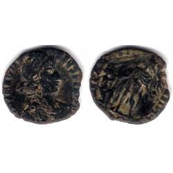 Teodosio I. 379-383 d.C. Maiorina (BC+)