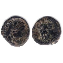 Arcadio. 395-408 d.C. Maiorina (BC)