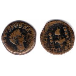 Itálica (Santiponce). 27a.C.-14d.C. Semis (BC)