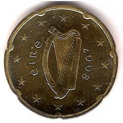 Irlanda. 2008. 20 Céntimos (SC)
