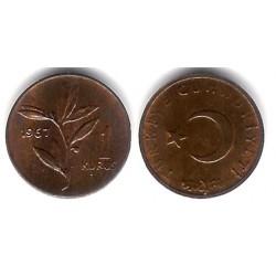 (895a) Turquía. 1967. 1 Kurus (SC)