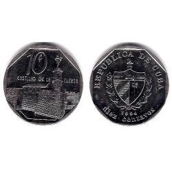 (576.1) Cuba. 1994. 10 Centavos (EBC)