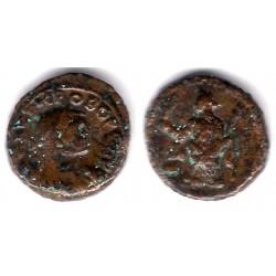 Marco Aurelio Probo. 277-278 d.C. Tetradracma (MBC-)