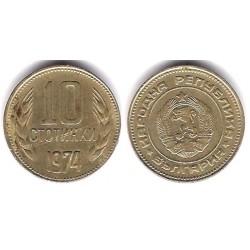 (87) Bulgaria. 1974. 10 Stotinki (MBC)