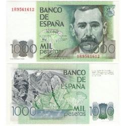 España. 1979. 1000 Pesetas (SC) Serie 1R