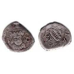 Felipe IV. 1650. Dieciocheno (BC+) (Plata) Ceca de Valencia