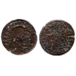 Majencio. 306-312 d.C. Follis (BC-)