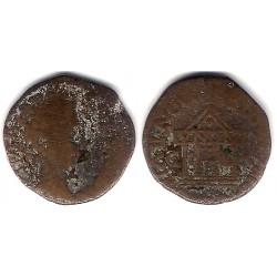 Ilici (Alicante). 27a.C.-14d.C. Semis (BC)
