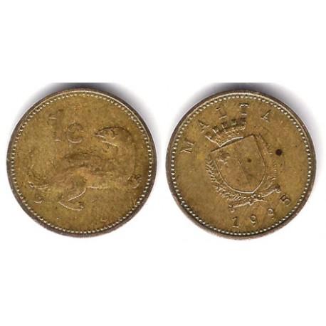 (93) Malta. 1995. 1 Cent (BC)