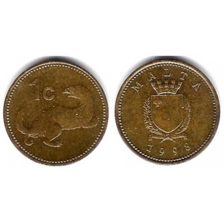 (93) Malta. 1998. 1 Cent (MBC-)