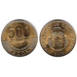 (239.1) Costa Rica. 2005. 500 Colones (SC)