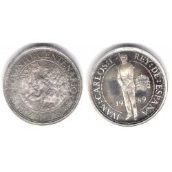 España. 1989. 1000 Pesetas (SC) (Plata) 13,50 gr. de .925