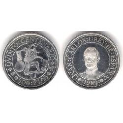 España. 1989. 500 Pesetas (SC) (Plata) 6,75gr. de .925
