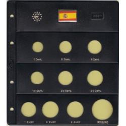 Hoja para 10 Alojamientos (España-2021)
