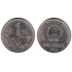 (337) China. 1994. 1 Yuan (MBC)
