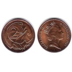 (79) Australia. 1989. 2 Cents (SC-)
