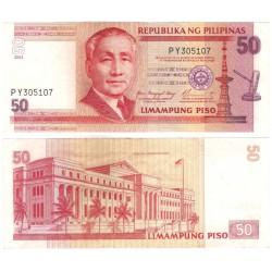 (193a) Filipinas. 2004. 50 Piso (EBC-)
