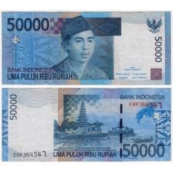 (145a) Indonesia. 2005. 50000 Rupiah (BC)