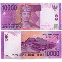(143c) Filipinas. 2007. 10000 Rupiah (MBC+)