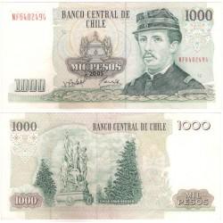 (154f) Chile. 2005. 1000 Pesos (MBC)