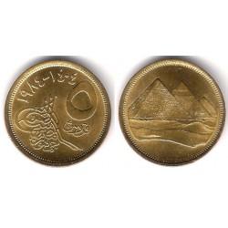 (622.1) Egipto. 1984. 5 Piastres (SC)
